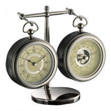 купить Часы с барометром настольные Dalvey D00472