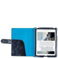 купить Чехол для iPad 2 Piquadro Blue Square Синий AC2691B2_BLU2