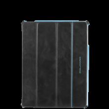 купить Чехол для iPad 2 Piquadro Blue Square Черный AC3067B2_N
