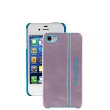 купить Чехол для iPhone 4 Piquadro Blue Square Красный AC2712B2_VI2
