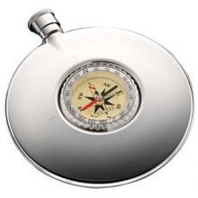 купить Фляга с компасом Dalvey D00527