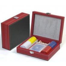 купить Набор для покера в красном кейсе (CCT00813)