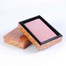 купить Карты игральные в деревянной коробке (B13L)