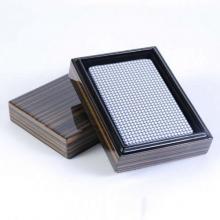 купить Карты игральные в деревянной коробке (B14L)