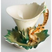 Чашечка с блюдечком