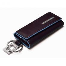 купить Ключница Piquadro Blue Square Коричневый PC1253B2_MO