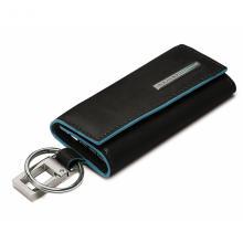 купить Ключница Piquadro Blue Square Черный PC1253B2_N