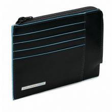 купить Кредитница Piquadro Blue Square Черный PU1243B2_N
