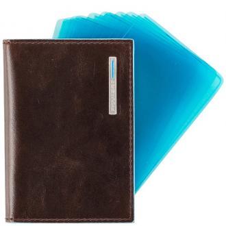 купить Кредитница Piquadro Blue Square Коричневый PP1661B2_MO