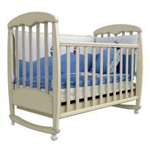 купить Верес кроватка детская Соня ЛД 1 патина дуб молочный