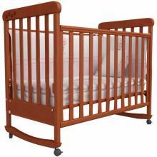 купить Верес кроватка детская Соня ЛД 12 ольха (резьба лапки)