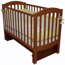 купить Верес кроватка детская Соня ЛД 10 ольха (без ящика)