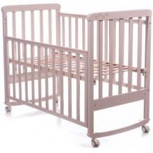 купить Верес кроватка детская Соня ЛД 12 слоновая кость (резьба лапки)