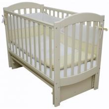 купить Верес кроватка детская Соня ЛД 10 слоновая кость (без ящика)