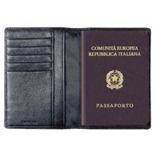 купить Обложка для паспорта Tavecchi Polo Черный WA1732-1