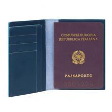 купить Обложка для паспорта Piquadro Blue Square Синий PP1660B2_AZ