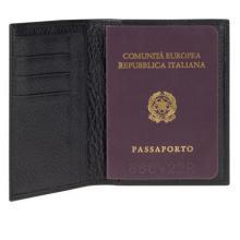 купить Обложка для паспорта Piquadro Modus Черный PP1660MO_N