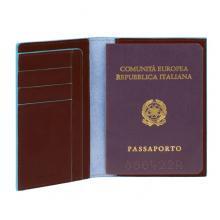 купить Обложка для паспорта Piquadro Blue Square Коричневый PP1660B2_MO
