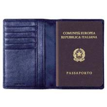 купить Обложка для паспорта Tavecchi Polo Синий WA1732-5