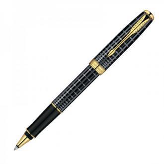 купить Шариковая ручка Parker Sonnet Mono Chiselled Carbon 85 122D
