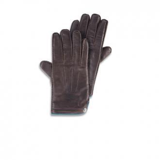 купить Перчатки Piquadro Guanti Коричневый GU1892G2_TM-L