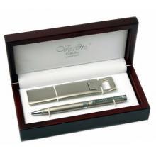 купить Набор Verdie в деревянном футляре (ручка + открывачка для пива) (VE_17)