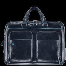 купить Портфель Piquadro Blue Square Синий CA2765B2_BLU2