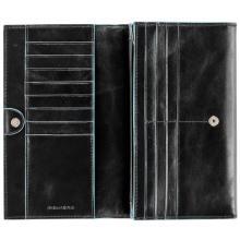 купить Портмоне Piquadro Blue Square Черный PD1855B2_N