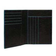 купить Портмоне Piquadro Blue Square Черный PU1393B2_N
