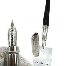 купить Ручка перьевая ST Dupont Olympio PP FP M Du480851m