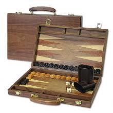 купить Нарды в деревянном кейсе (038B)