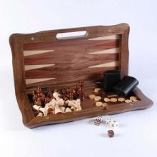 купить Набор из 3 игр: шахматы,нарды,шашки (орех) (AF1601-05)