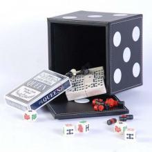 купить Набор из 5 игр: карты, шахматы, шашки, домино, кости (DBT12002)