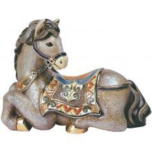 купить Фигурка De Rosa Rinconada Large Wildlife Конь отдыхающий Dr446-48