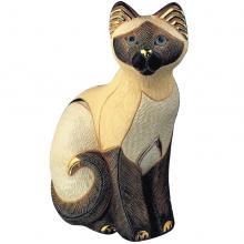 купить Фигурка De Rosa Rinconada Large Wildlife Кот Сиамский Dr435-20