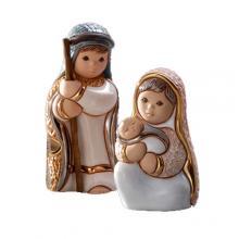 купить Фигурка De Rosa Rinconada Nativity Иосиф и Мария (2шт) 2010 Dr3002