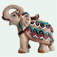 купить Фигурка De Rosa Rinconada Large Wildlife Слон Индийский 2010 Dr441o-21