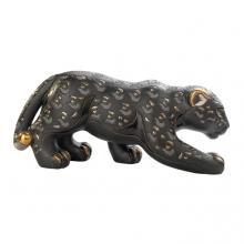 купить Фигурка De Rosa Rinconada Large Wildlife Пантера Черная Dr452-31