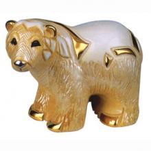 купить Фигурка De Rosa Rinconada Anniversary Медведь Белый Dr755-15