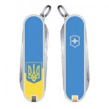 купить Складной нож Victorinox CLASSIC SD UKRAINE Vx06223.7R2.149.154