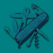 купить Складной нож Victorinox CLIMBER V1.3703.T7
