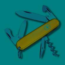купить Складной нож Victorinox TOURIST V0.3603