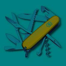 купить Складной нож Victorinox HUNTSMAN V1.3713