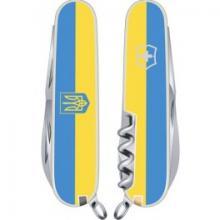 купить Складной нож Victorinox SPARTAN UKRAINE Vx13603.7R2.152.153