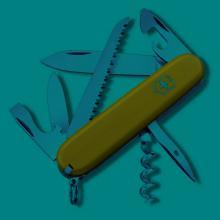 купить Складной нож Victorinox ARMY KNIFE V3.3613