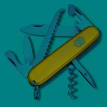 купить Складной нож Victorinox CAMPER V1.3613