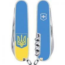 купить Складной нож Victorinox CLIMBER UKRAINE Vx13703.7R2.151.155