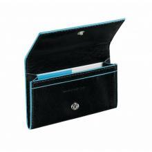 купить Визитница Piquadro Blue Square Черный PP1662B2_N