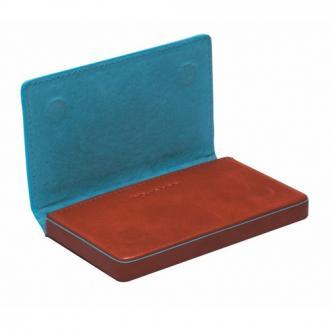 купить Визитница Piquadro Blue Square Оранжевый PP1263B2_AR