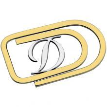 Зажим для денег ST Dupont Iconic GP+PP Du3006